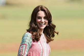 Kate Middleton (INDRANIL MUKHERJEE/AFP/Getty Images)