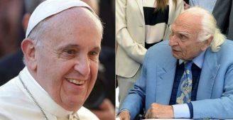 Papa Francesco e Marco Pannella