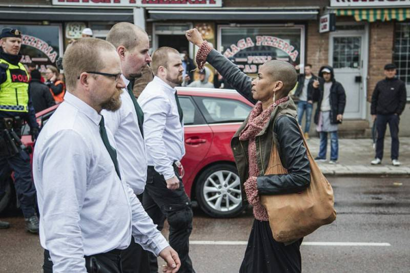 Tess Asplund (FOto David Lagerlöf/Expo/TT News Agency/Press Association Images)