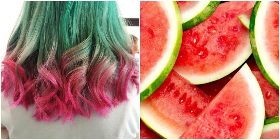 #watermelonhair