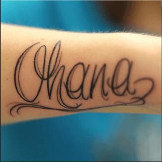 Tattoo by Riko