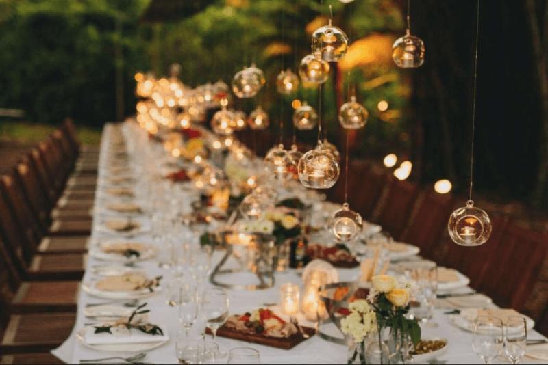 Matrimonio 2016 le decorazioni pi inn sono sospese - Decorazioni sospese ...