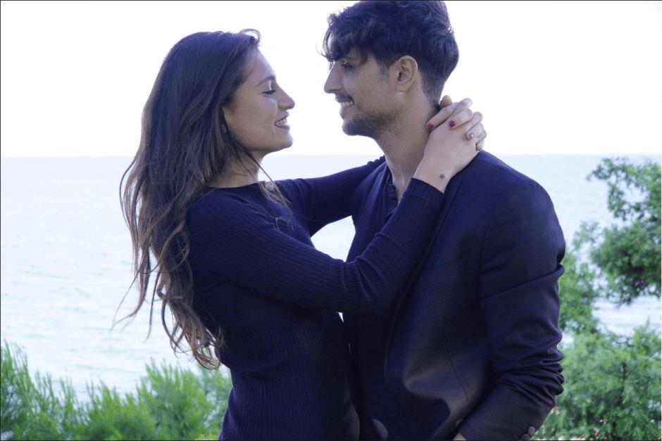 Ludovica Valli e Fabio Ferarara