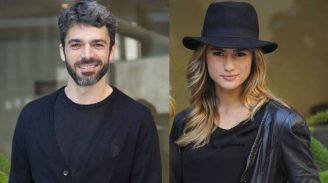 Luca Argentero e Cristina Marino