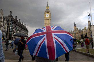 Londra dopo il referendum su Brexit (JUSTIN TALLIS/AFP/Getty Images)
