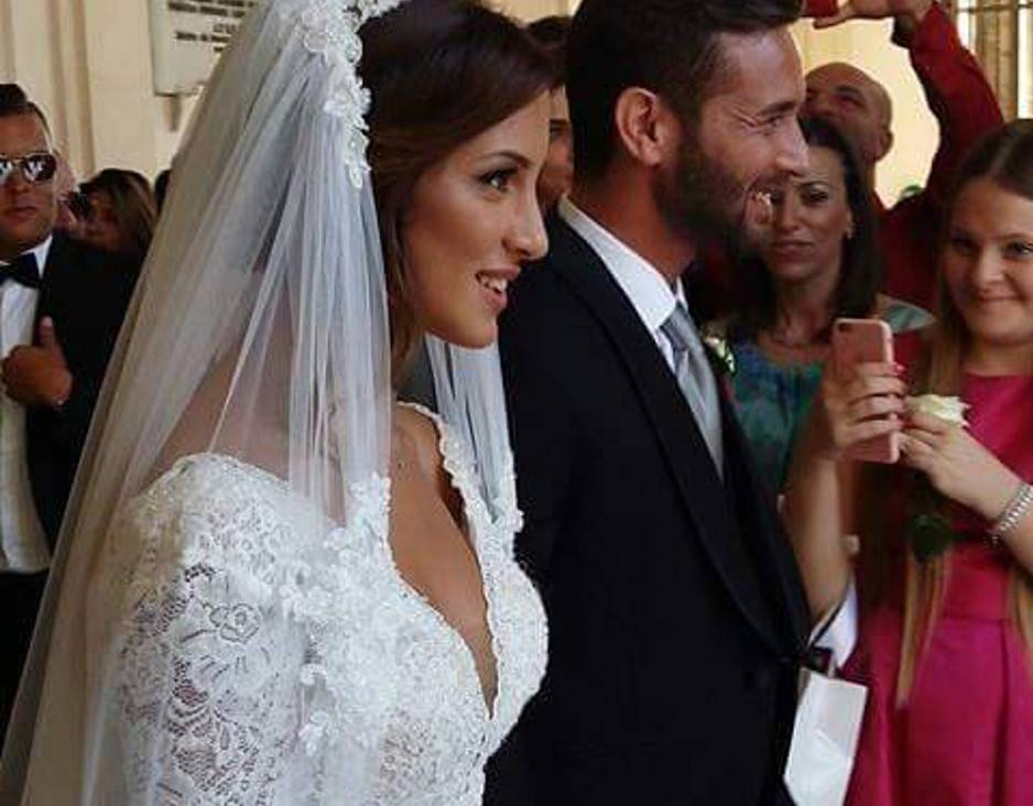 Alessandra De Angelis ed Emanuele D'Avanzo