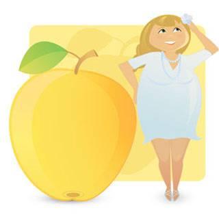forma del corpo mela