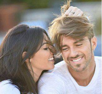 Giulia De Lellis e Andrea Damante (Foto Instagram)