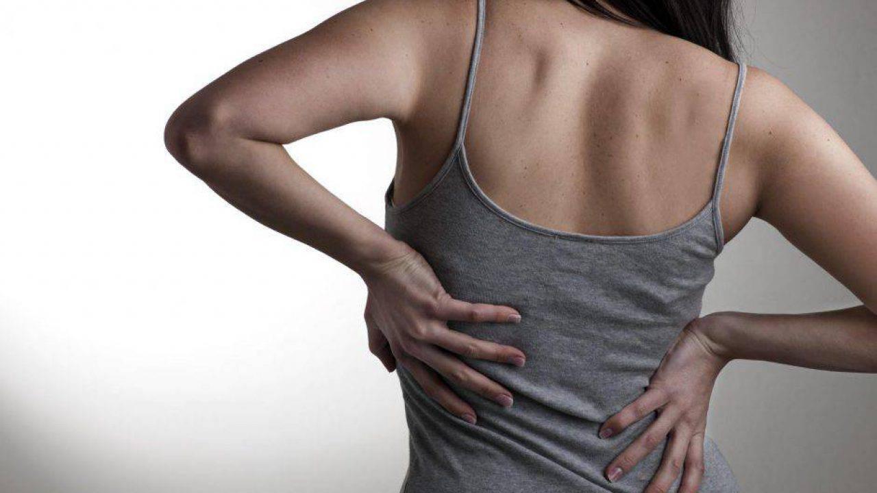 mal di schiena, perdita di peso e disagio