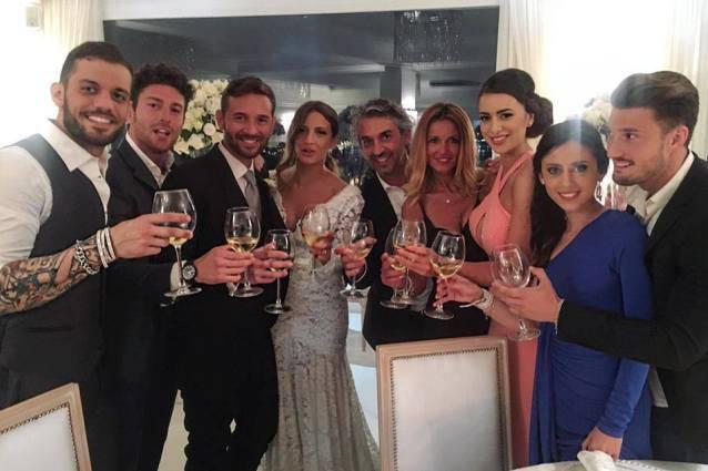 Matrimonio di Emanuele D'Avanzo e Alessandra De Angelis, gli invitati