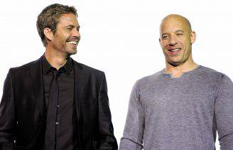 Paul Walker e Vin Diesel (VOLKER HARTMANN/AFP/Getty Images)