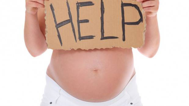 gravidanza tocofobia