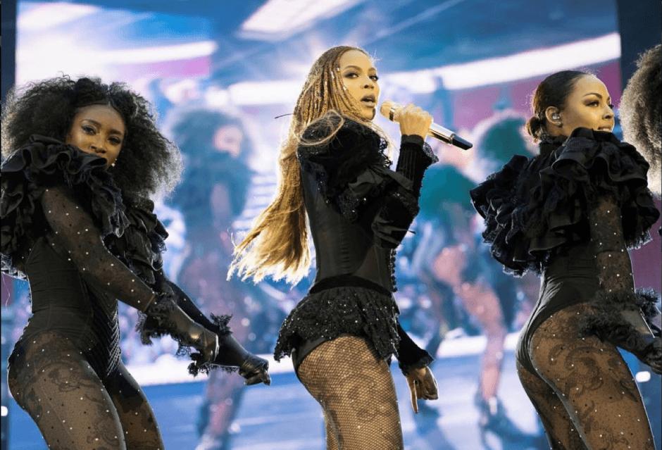 Beyoncé San Siro