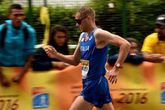 Alex Schwazer (Tullio M. Puglia/Getty Images for IAAF)