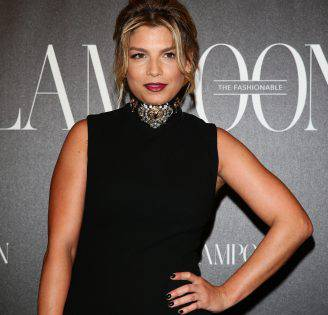 Emma Marrone (Vittorio Zunino Celotto/Getty Images for Lampoon)