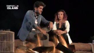Gabriella ed Ernesto a Temptation Island 2016 (Instagram)