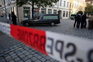 Esplosione ad Ansbach, Baviera, Germania (DANIEL KARMANN/AFP/Getty Images)