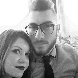 Jolanda Inchingolo e il fdanzato (Foto Facebook)