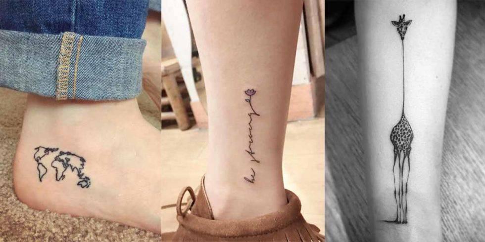 Popolare I più bei tatuaggi alla caviglia, in una esclusiva foto gallery RI65