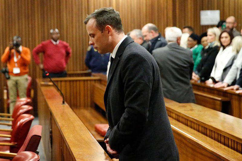 Pistorius: respinta richiesta appello