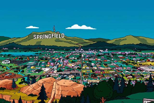 Screenshot Springfield