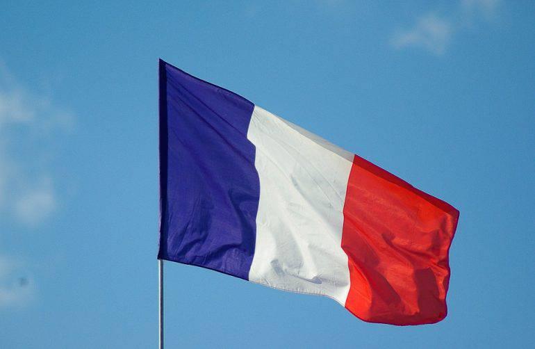 Bandiera Francia
