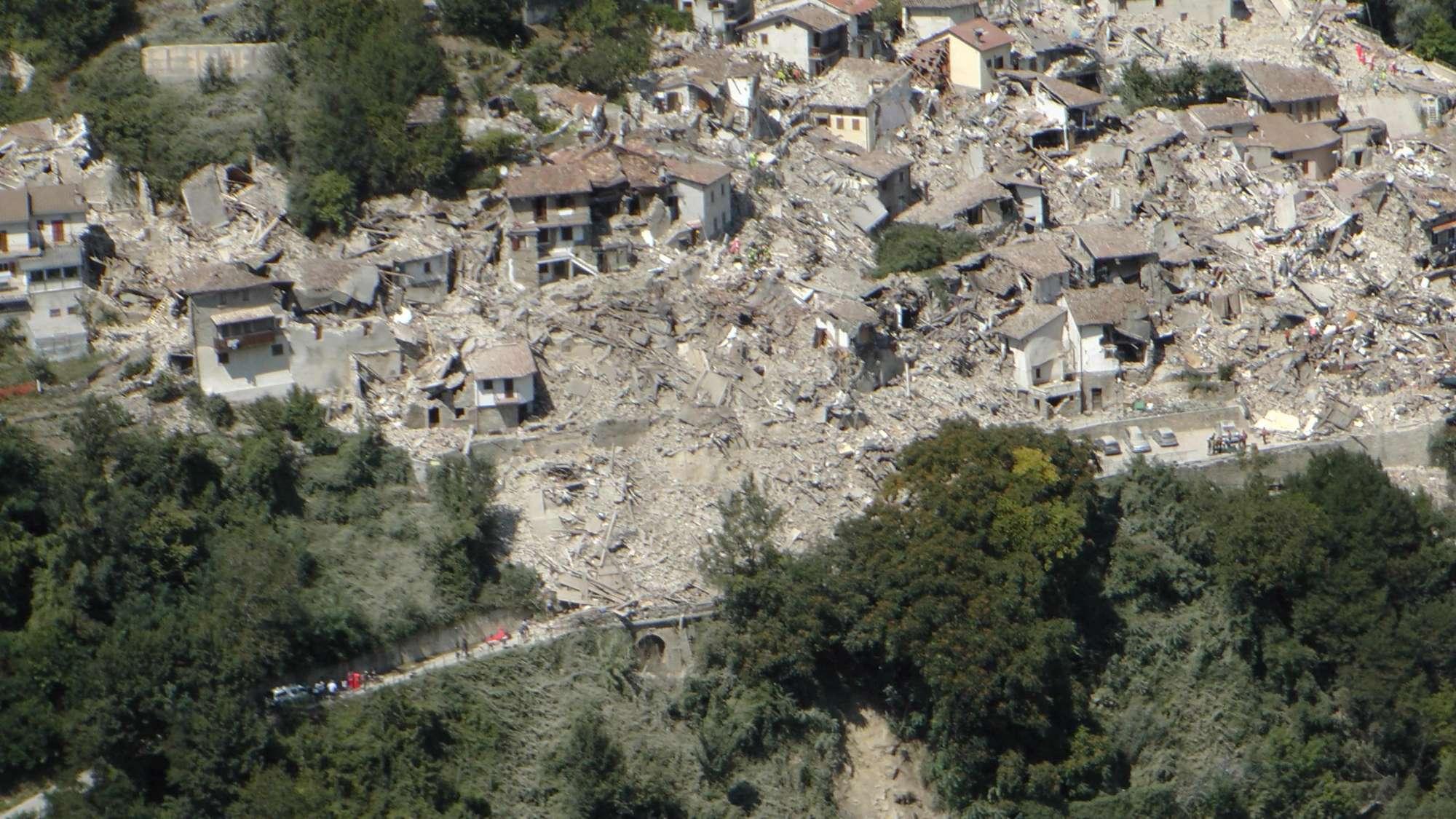 terremoto puglia