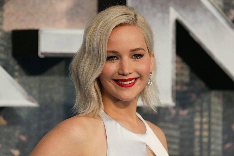 Jennifer Lawrence (DANIEL LEAL-OLIVAS/AFP/Getty Images)