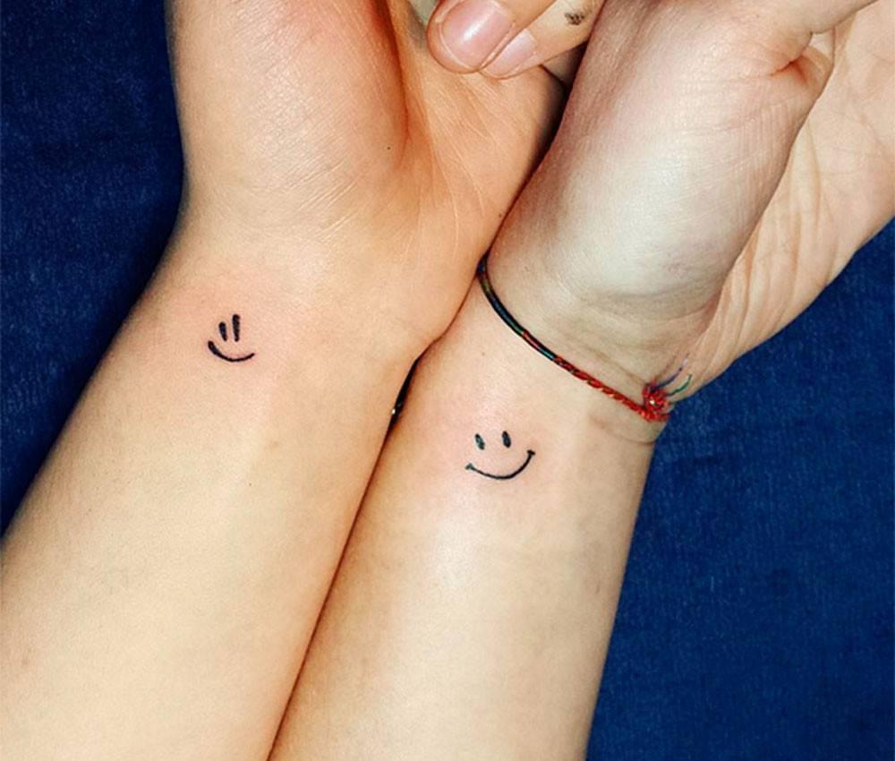 Famoso I tatuaggi di coppia più originali in una esclusiva foto gallery MT88