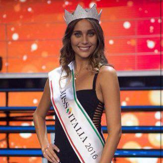 Rachele Risaliti, Miss Italia 2016 (Foto Facebook)