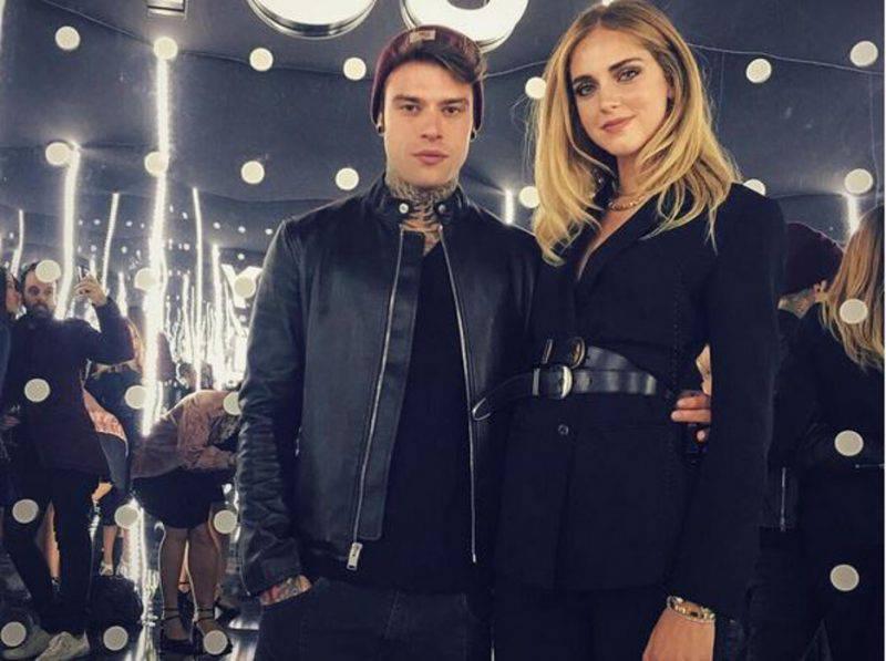 Fedez e Chiara Ferragni (Foto Instagram)