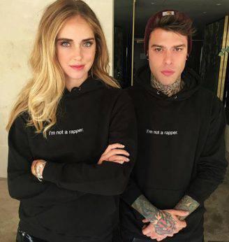 Fedez e Chiara Ferragni (Instagram)