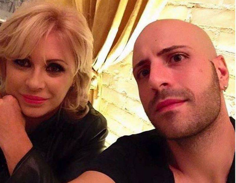 Tina Cipollari e Simone Di Matteo (Instagram)