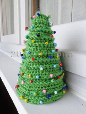 Diy Albero Di Natale Alluncinetto Fai Da Te Facile Da Creare