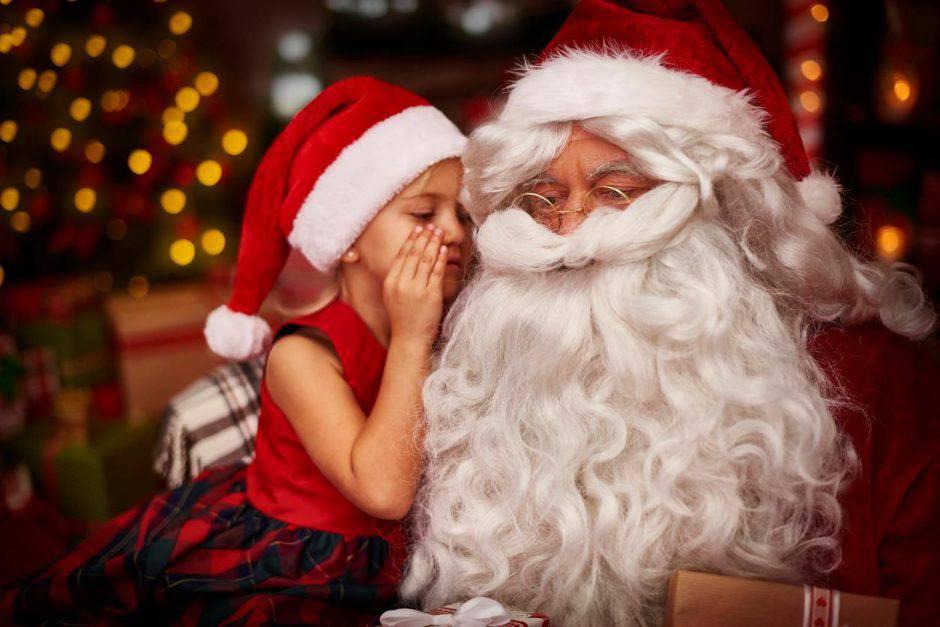 Mio figlio ha paura di Babbo Natale: perché? cosa fare?