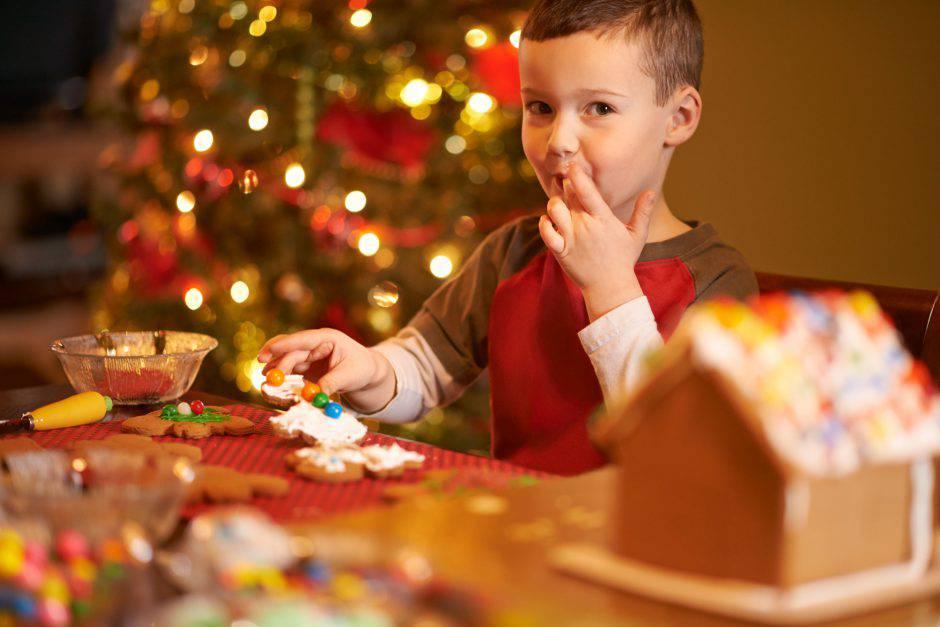 It's ok, I'll just say that Santa ate it