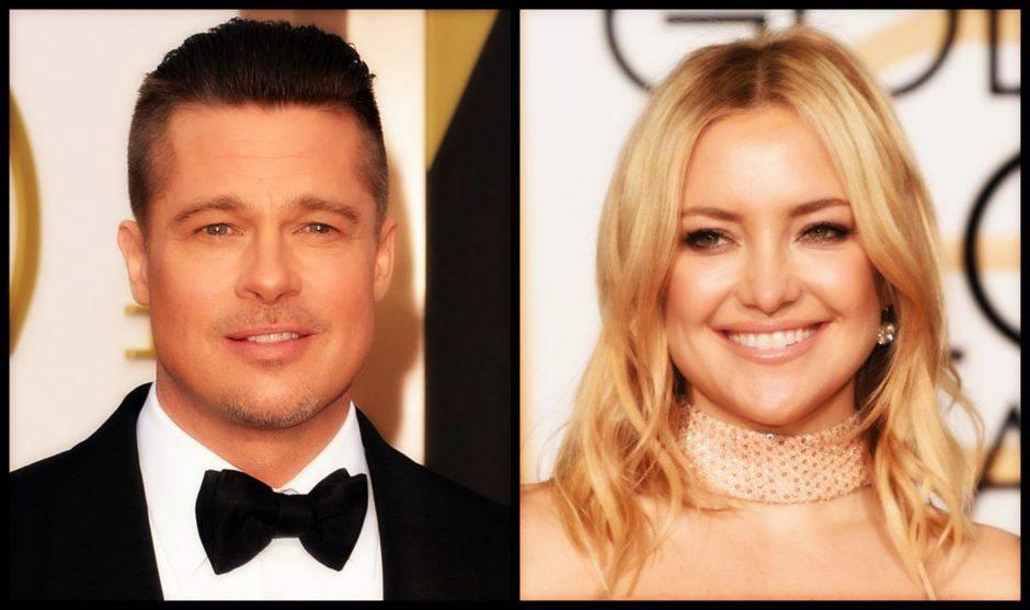 Kate Hudson: il fratello scherza sulla sua storia con Brad Pitt
