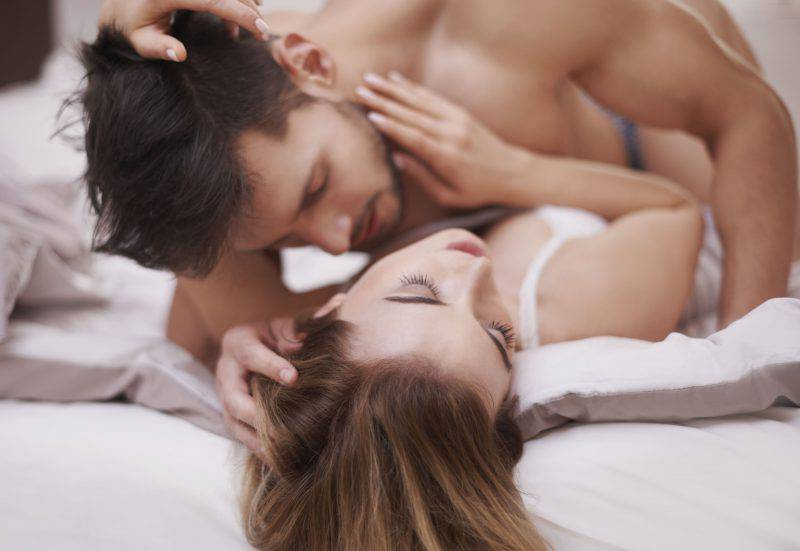 coppia e intimità