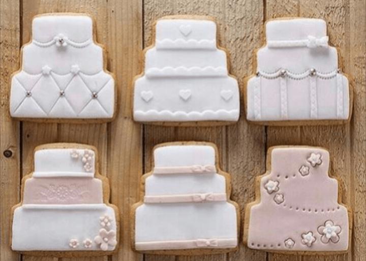 Popolare Matrimonio: biscotti decorati come segnaposto - CheDonna.it RC55