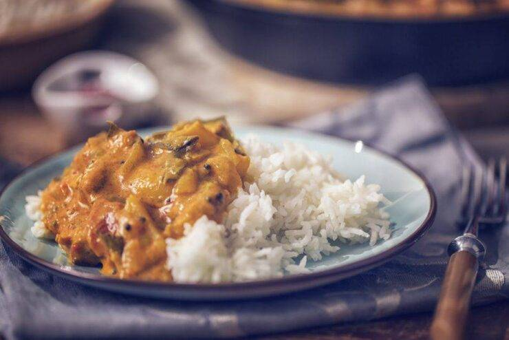 ricette curry