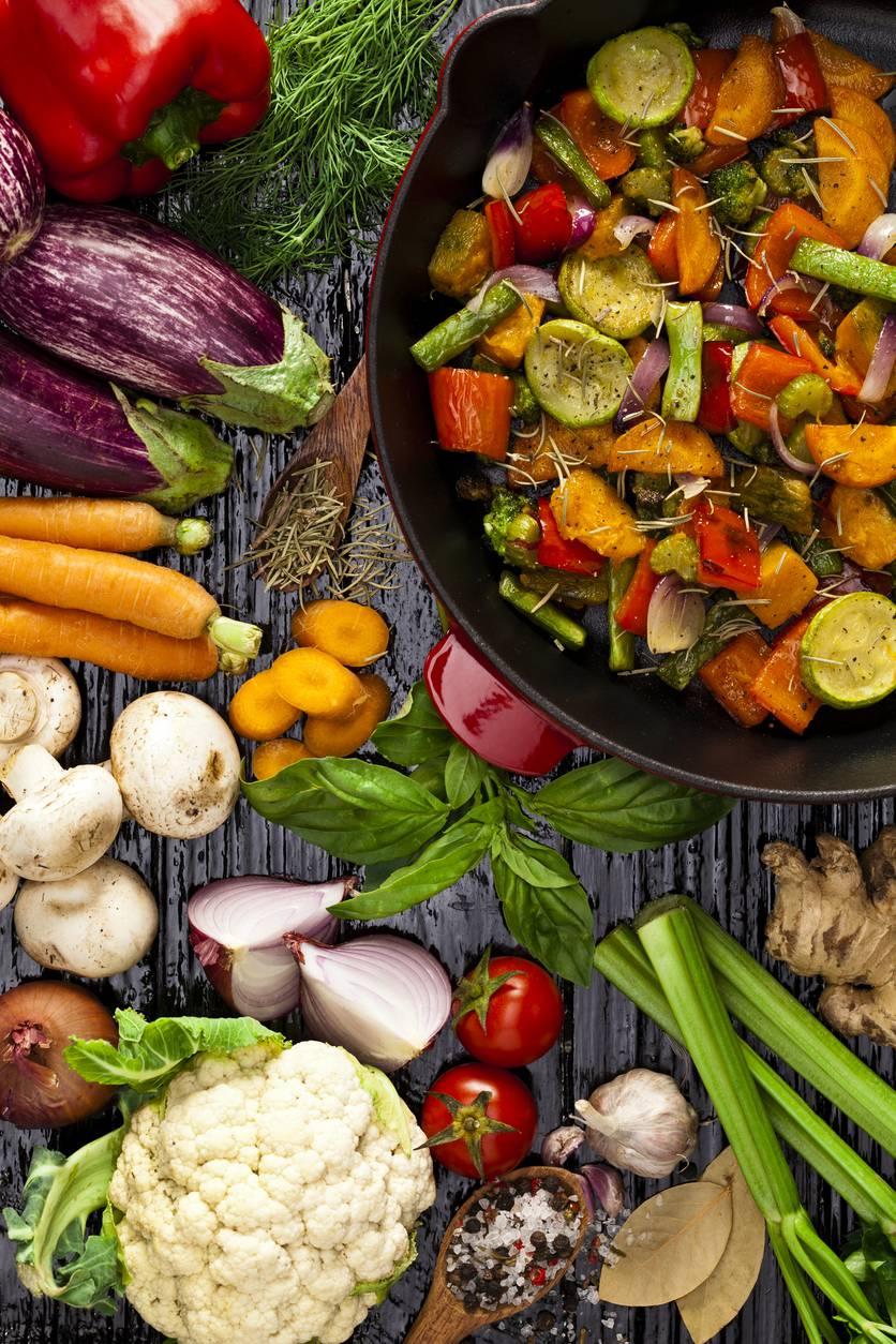 diete vegetariane settimanali per perdere peso