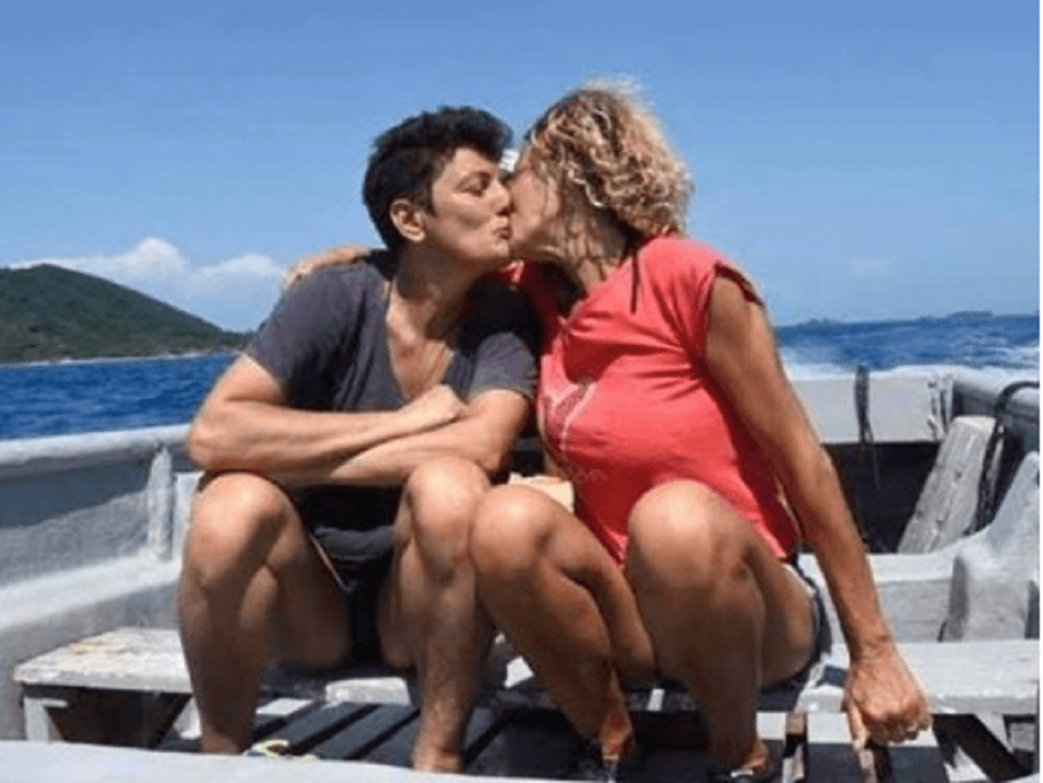 isola dei famosi 2017 eva grimaldi e imma battaglia1