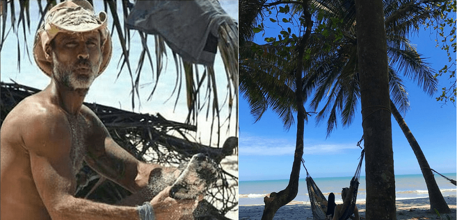 isola dei famosi 2017 paola barale e raz degan