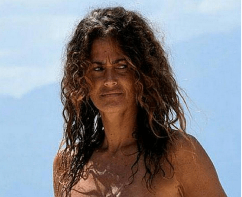 isola dei famosi 2017 samantha de grenet