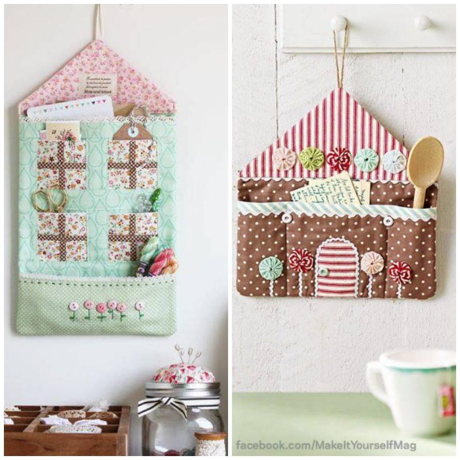 Porta cose originali e fai da te per organizzare casa con for Fai da te accessori casa