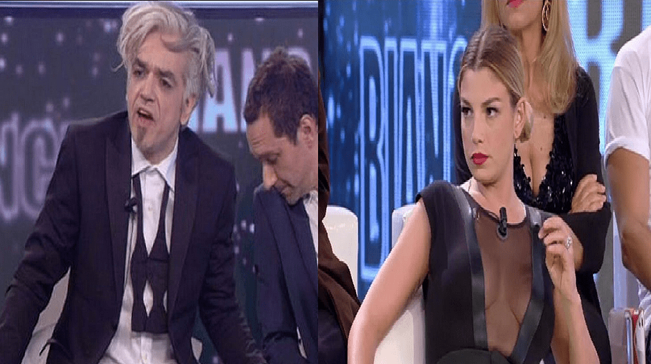 amici 2017 emma marrone e morgan