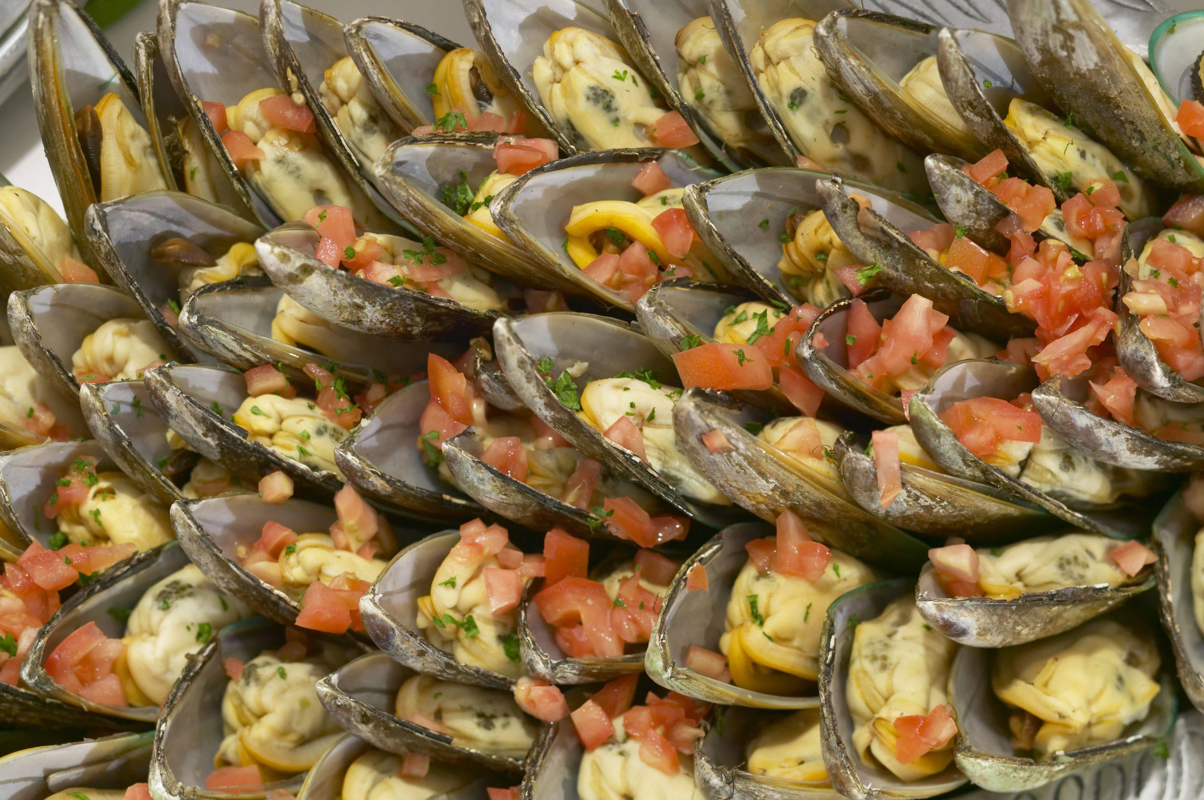 Antipasto Di Pesce Semplicissime Ma Appetitose Vongole Al Tabasco