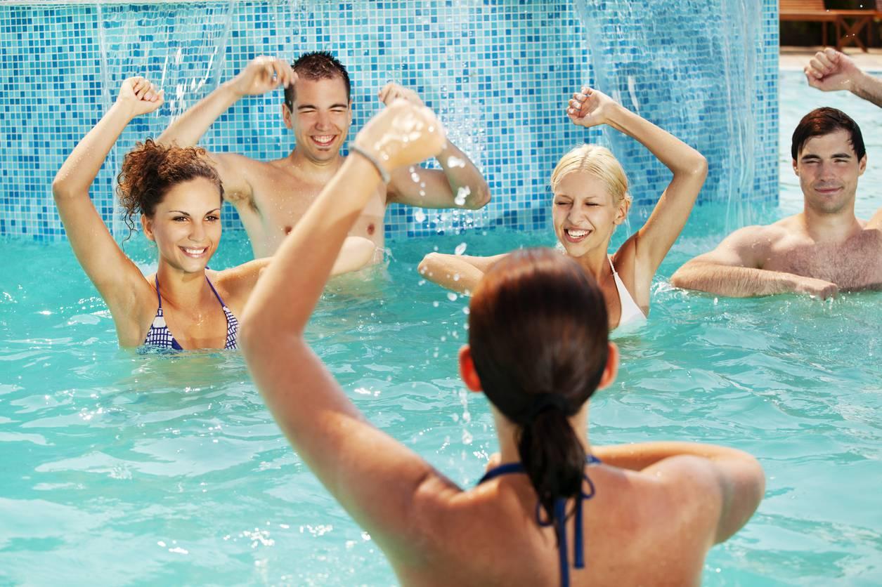 perdita di peso con aquafitness