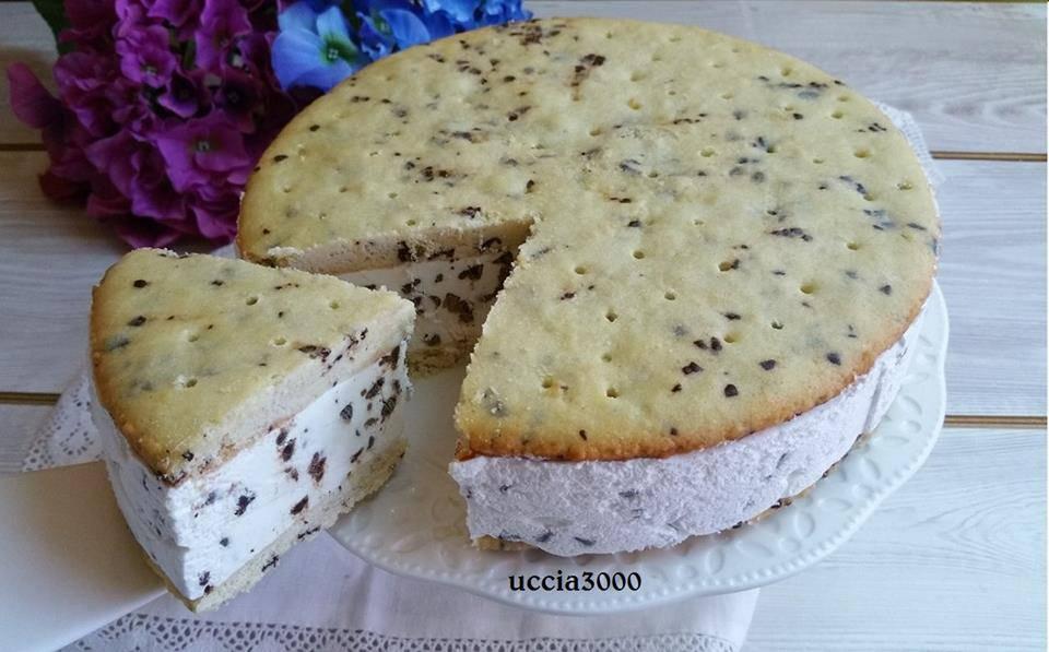 Tutorial cucina una squisita torta gelato a forma di for Isola cucina a forma di torta