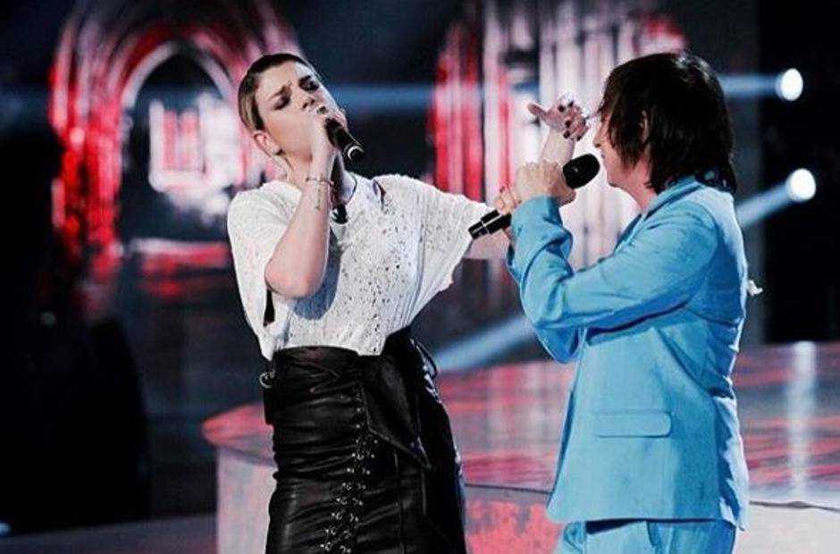 Gianna Nannini ed Emma Marrone